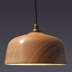 Loft Bell Wooden Ceiling Pendant Light Loft Bell Wooden Ceiling Pendant Light, from our Hygge Collec Pendant Lighting Bedroom, Ceiling Pendant, Interior Lighting, Ceiling Lights, Pendant Lamps, Pendant Lights, Hall Lighting, Lighting Ideas, Wooden Lampshade