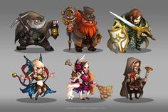ArtStation - Characters Concept and Assets, Gildia Art Guild