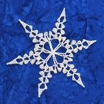 Snowcatcher Snowflake Directory - Contains dozens and dozens of photos and patterns!