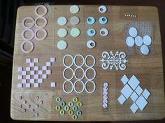 Make Gelli plate tools | scrappystickyinkymess