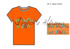 #4 T-Shirt UPAS Progetto