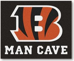 Use the code PINFIVE to receive an additional 5% discount off the price of the Cincinnati Bengals NFL Man Cave Tailgate Rug at sportsfansplus.com