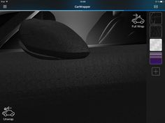 black skin textures  Car Wrapper app on iTunes