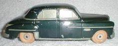 1950 Dodge Coronet 4 Door Sedan Banthrico