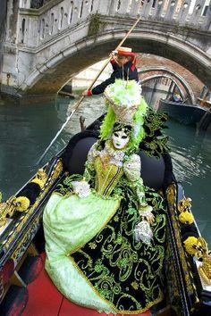 Carnival in Venice -