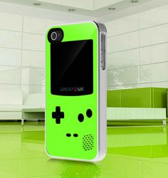 apple iphone case Cool Game Boy iphone 4 4s or 5 by MuliasCraft, $16.00