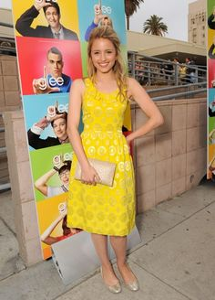 Dianna Agron- fav member of glee