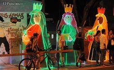 Un pesebre con enormes figuras fue construido en la IPS de Siloé, de la Red de Salud de Ladera, para darle la bienvenida a la Navidad del 2012 en Cali.  cali  Jueves, Diciembre 6, 2012