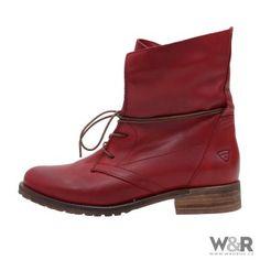 Dámská obuv TAMARIS 1-1-26262-33 RED 500