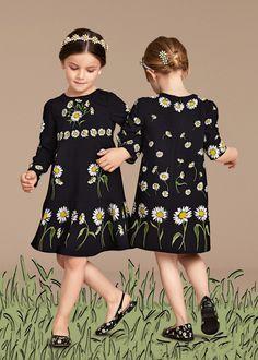 Dolce & Gabbana Children Girl Collection Summer 2016 | Dolce & Gabbana