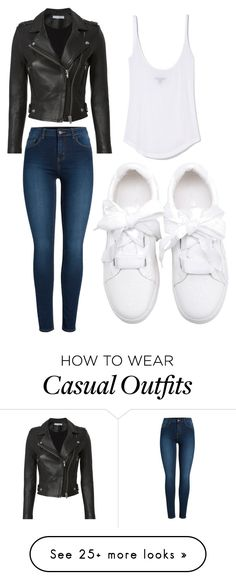 """Casual outfit"" by melissagmont on Polyvore featuring IRO and Pieces"