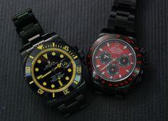 Rolex BREVETPLUS Customised