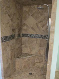 Master Bathroom Shower remodel