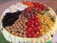 "Insalata di riso ""Gourmet"" - TUTTI A TAVOLA - YouTube"