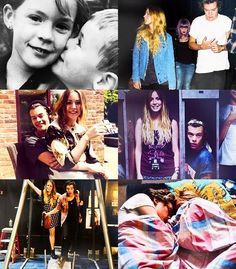 Harry and Gemma Styles I Love One Direction, Harry Styles Family, Sibling Photo Shoots, Gemma Styles, Sister Poses, Niall And Harry, James Horan, 1d And 5sos, Girls Girls Girls