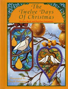 The Twelve Days of Christmas, David Delamare
