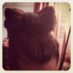 Hairbow by me :)