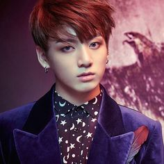#BTS #Jungkook #Wings Concept Photo