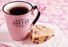 Poster para Cozinha Pink Coffee - Top Quadros
