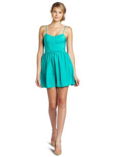 Parker Women's Ruched Front Tank Dress  where can i find dresses  http://wherecanifinddresses.com
