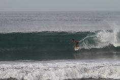 Excellent  Surf Shot in Hermosa Beach, Costa Rica. One of our Location, Del Mar Surf Camp.