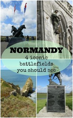 If you're going to France, you really should visit Normandy and these four iconic battlefields!