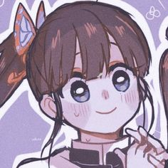 ⌜₊˚ join discord for more icons !! ₊˚⌟ Cute Anime Profile Pictures, Matching Profile Pictures, Cute Anime Pics, Cute Anime Couples, Friend Anime, Anime Best Friends, Kawaii Anime Girl, Anime Art Girl, Anime Films