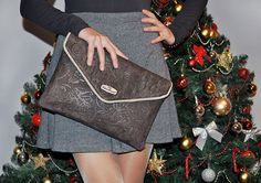 "DAMASCATA Taupe Color Bags Collection ""Limited Edition"" info@elenacasati.com"
