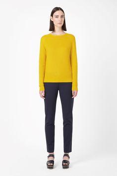 COS | Textured knit jumper