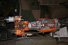 Turbomeca Artouste IIIB turboshaft, powered the Airgeep II