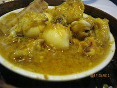 1418 curry calamari