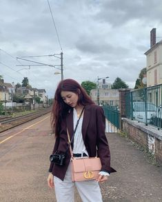 Korean Street Fashion - Life Is Fun Silo Korean Actresses, Korean Actors, Suzy Bae Fashion, Kdrama, Black Chuck Taylors, Rolled Up Jeans, Ulzzang Korean Girl, Kpop Fashion Outfits, Hair