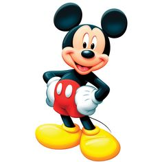 """Mickey Mouse Standup - 3'6"""" have guests take a picture with mickey and include the picture in the thank you cards! love it."""