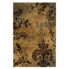 Townhouse Rugs Mitate Beige 8-Feet  by 11-Feet  Area Rug by Townhouse Rugs. $399.20. 11mm pile height. 100% heat set olefin. Action backing. Spot clean only. Premium choice area rug in designer colors and pattern. These printed rugs are as vibrant as they are durable. Through cutting-edge manufacturing and innovation, these rugs are stain and fade resistant.. Save 60% Off!