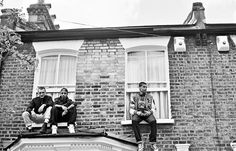 Photographer Gavin Watson in WAD magazine - Gavin 'documents many facets of British youth culture'