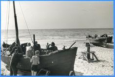 Pillkoppen, Fischerboote am Strand II