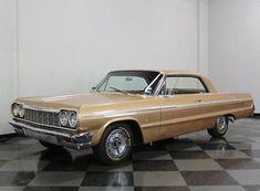 1962 Chevrolet Impala SS For Sale - Lillington, North Carolina - Old Car Online 1962 Chevy Impala, 64 Impala, Chevrolet Chevelle, Trucks For Sale, Cars For Sale, Impala Ss For Sale, Hot Rod Trucks, Amazing Cars, Old Cars