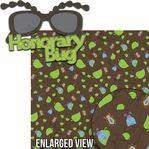 Animal Kingdom: Honorary Bug Laser Die Cut Kit