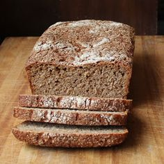 100% Whole Wheat Bread (Kneadlessly Simple)