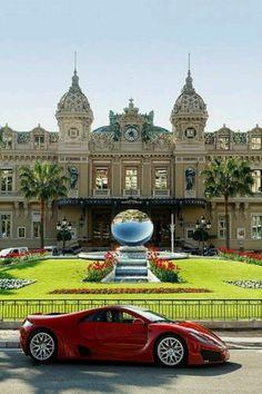 Monte Carlo, Monaco www.pinterest.com/taddhh