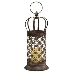 I pinned this Corinth Lantern from the Great Outdoors event at Joss and Main!