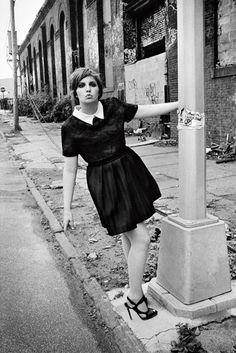 Lena Dunham for Marie Claire UK Magazine | Tom & Lorenzo Fabulous & Opinionated