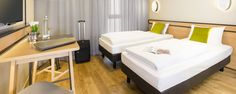 Aparthotel in Muenchen: Book your Aparthotel Adagio access München City Olympiapark