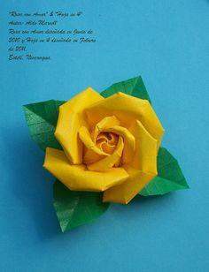 Rose designed by Aldo Marcell
