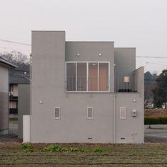 House of Integration by FORM/Kouichi Kimura - Dezeen