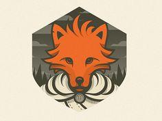 fox guy by Luke Ritchie