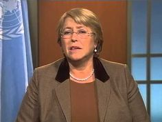 International Womens Day 2013 -  UN Women Executive Director Michelle Bachelet calls for action on ending violence against women in her message for International Women's Day