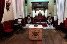 Freemasons' Hall in Dublin Ireland