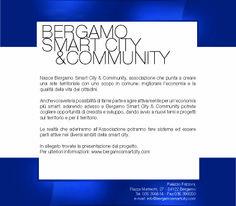 BERGAMO SMART CITY & COMMUNITY: NEWSLETTER