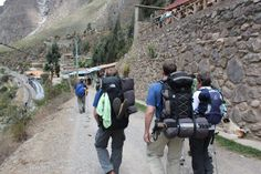 Backpacking the Inca Trail